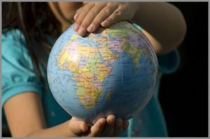Niet de wereld op je schouders, maar je wereld in eigen hand